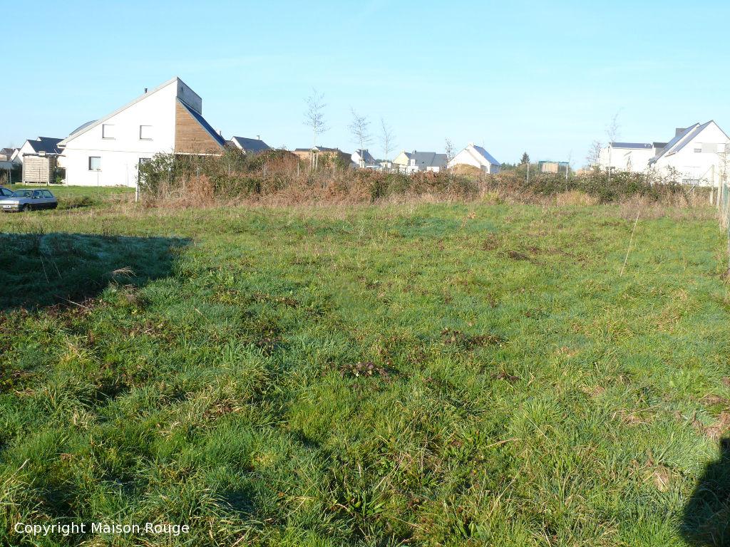 Caulnes: Terrain de 1160 m2