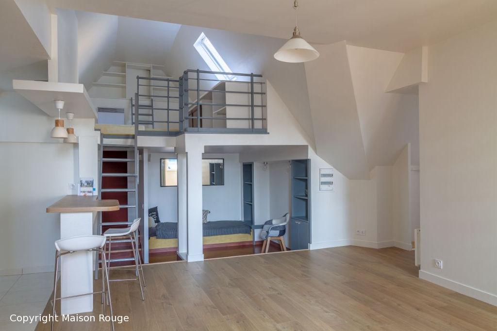 Appartement Dinard 3 pièce(s) 114.7 m2 avec nombreux couchages