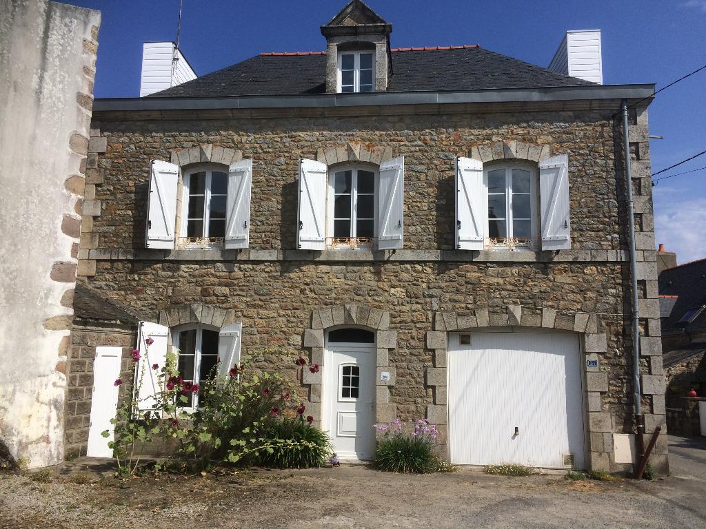Maison Belz 56550 Ria d'ETEL Vue sur mer Saint Cado grande maison en pierres de 7 chambres
