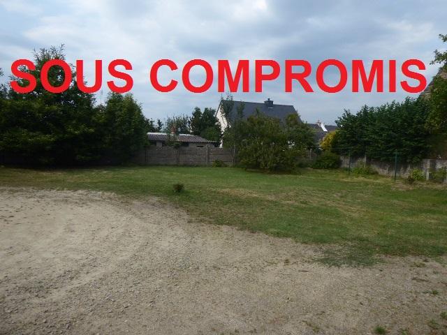 56410 Terrain Etel 540 m2 indépendant hors lotissement  proche du centre LIBRE CONSTUCTEUR