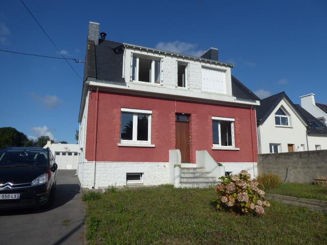 Maison Belz 56550 Ria D'ETEL MAISON  de pays rénovée avec goût de 4 chambres dont 1 en RDC 1 bureau  sous-sol garage et TERRAIN de 1210m²