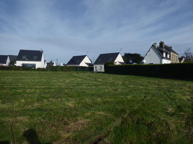 Terrain à bâtir Plouharnel 604 m2 vendu viabilisé proche du centre