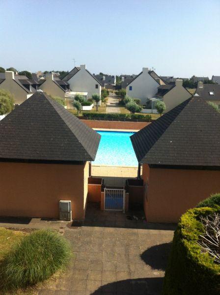 2** Erdeven  appartement 3 pi�ces avec piscine