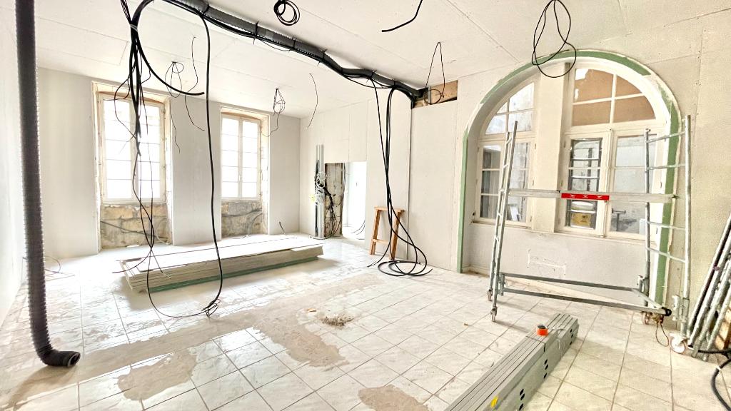 Local commercial La Rochelle 2 pièce(s) 45 m2