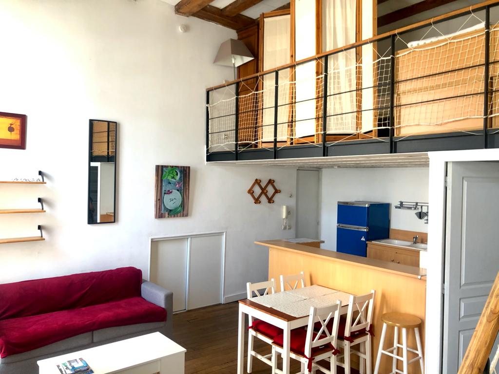 Appartement La Rochelle 2 pièce(s) 45 m2