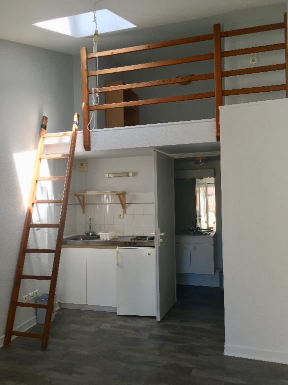 Studio Mezzanine VIDE - Quartier Centre Ville