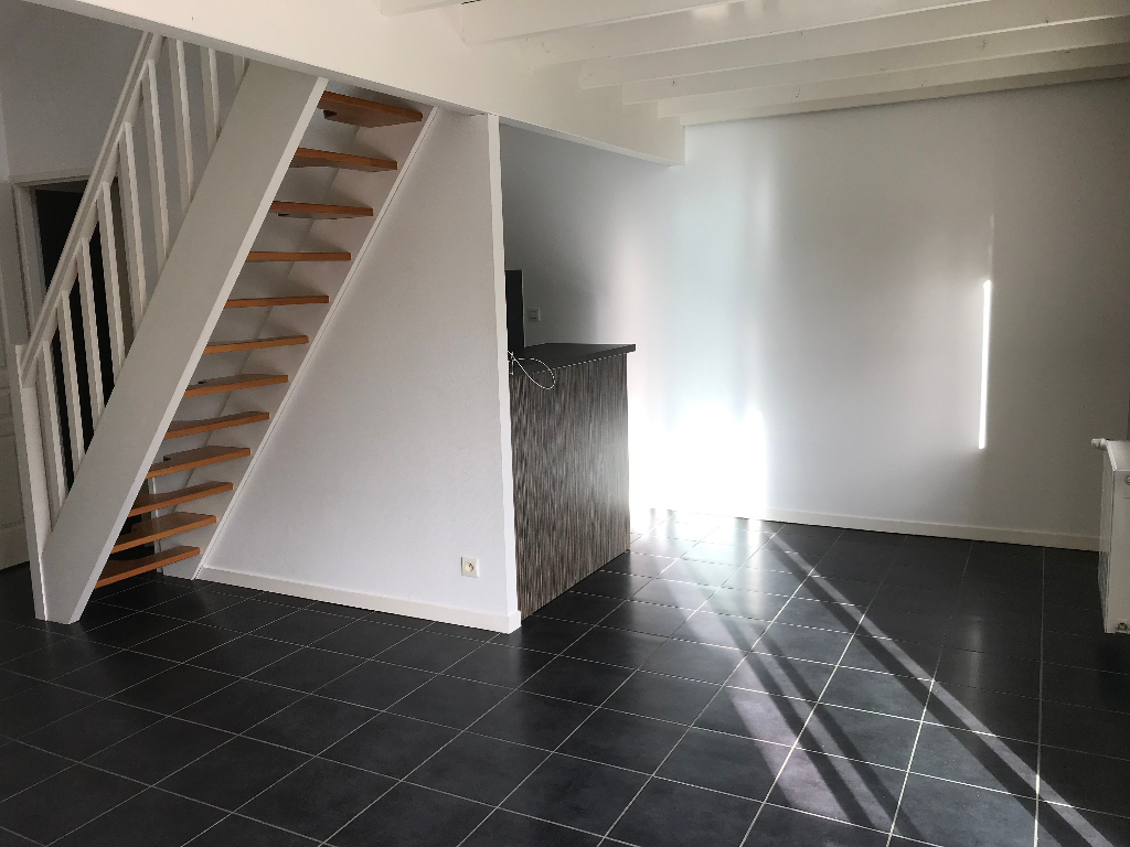 T2 Mezzanine VIDE - Quartier Les Minimes