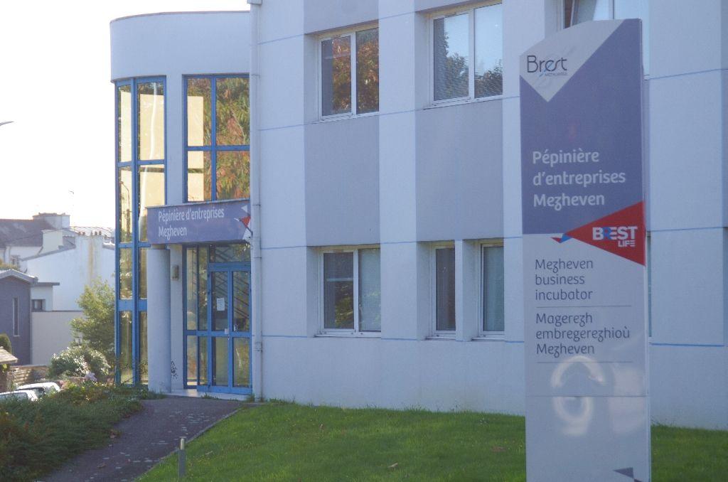 Bureau de 17 m² en pépinière d'entreprises
