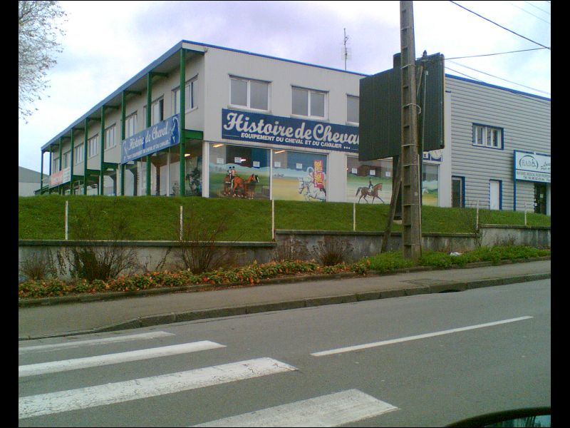 Brest Kergonan bureaux - 60 m2