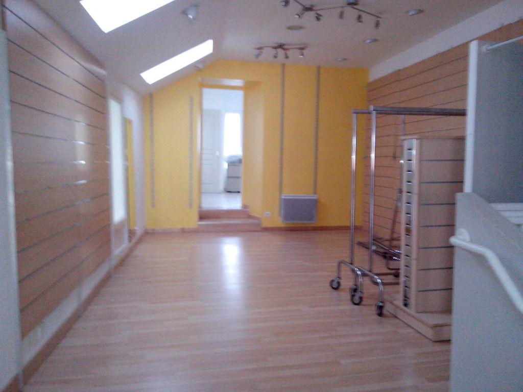 Location local commercial QUIMPER - local commercial à louer QUIMPER - à louer  Finistère immobilier entreprise Bretagne 29