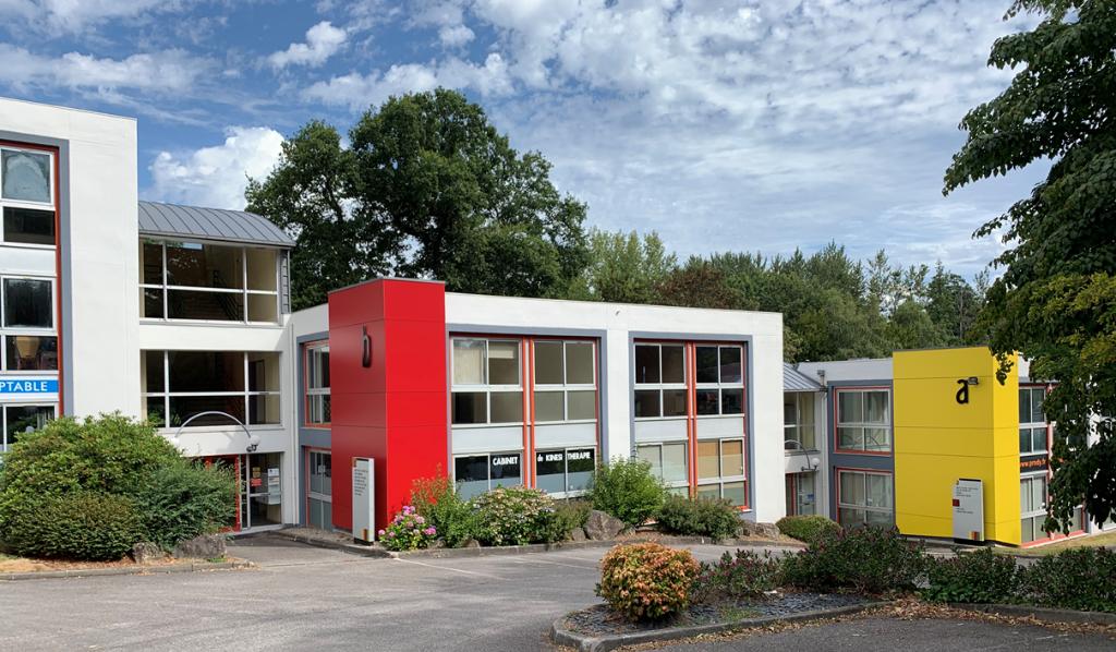 Location bureau QUIMPER- Bureaux à louer QUIMPER - à louer  Finistère immobilier entreprise Bretagne local commercial 29