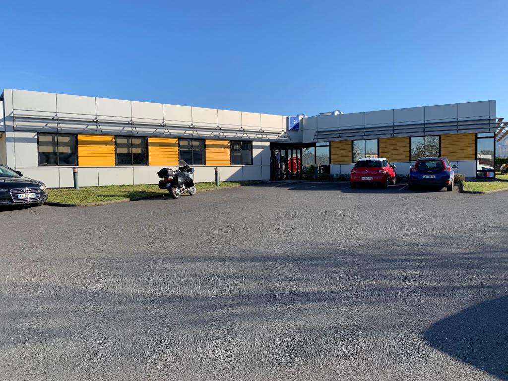 A louer Brest Kergaradec bureau en centre d'affaire - 11 m2