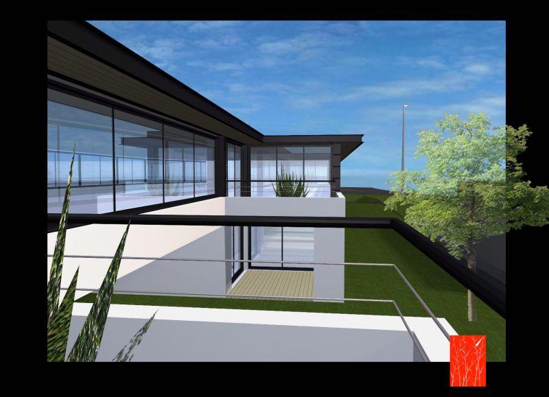 Nouvel immeuble de bureaux TECHNOPOLE BREST lot 15