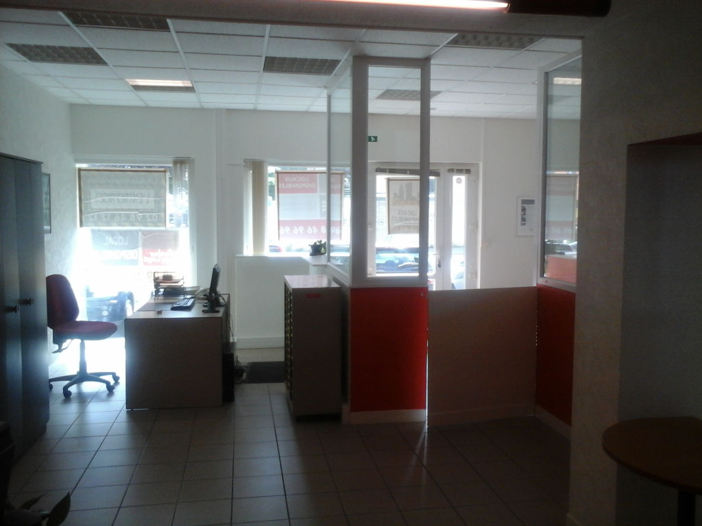 Local commercial Brest 130 m2+