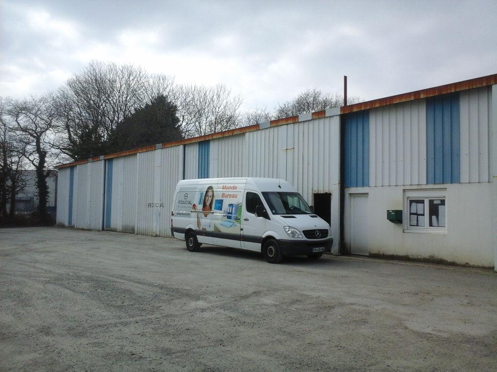 Brest Kergaradec 700 m² Location Entrepôt / Local industriel