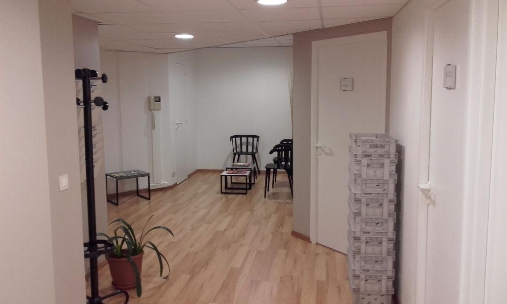 A VENDRE plateau de bureaux 123 M² QUIMPER SUD CREAC'H GWEN