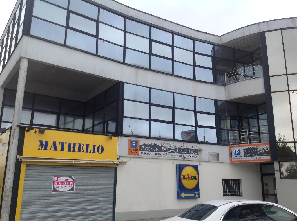 Bureau / local professionnel Brest 75 m²