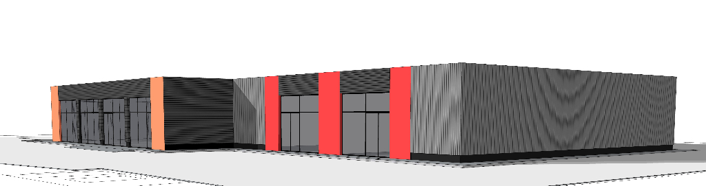 Local commercial Morlaix 200 m2