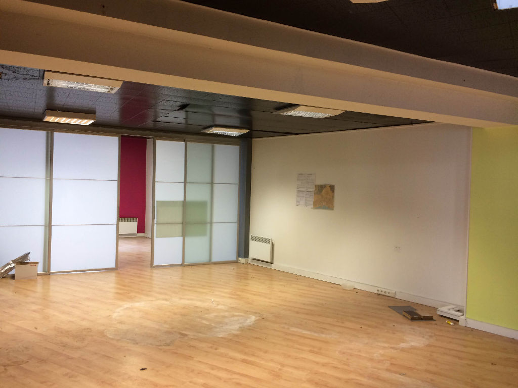 A louer centre ville de Brest local commercial de 500m²