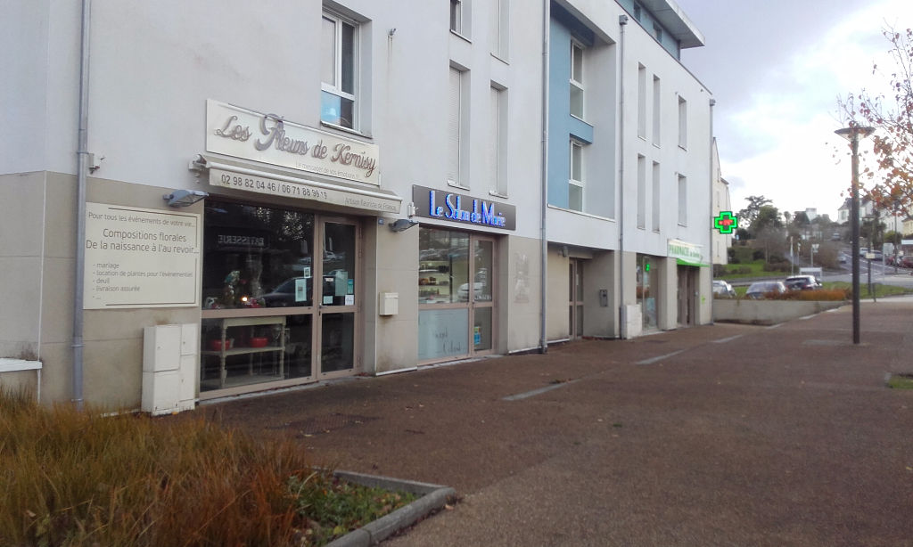 A Vendre un local commercial de 87 m² centre Quimper