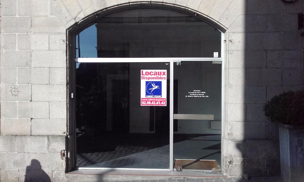 A louer boutique  50 m2 centre ville historique de quimper