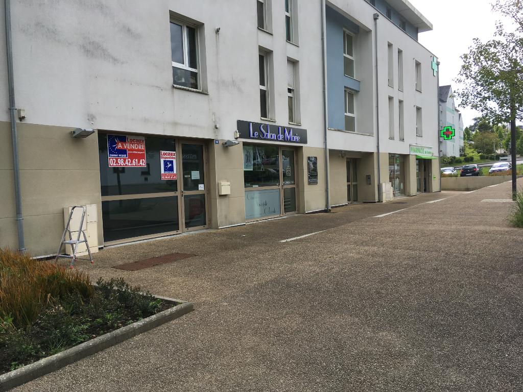 A louer un local commercial de 87 m² centre Quimper