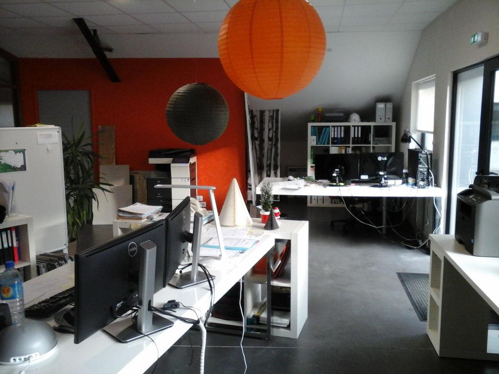 Brest  bureaux 83m² à louer