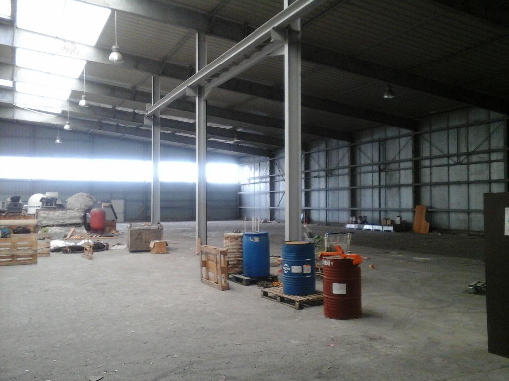 Entrepot/locaux d'activité 1500m² Brest port de commerce