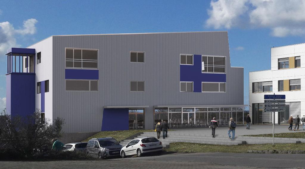 Brest Technopole bureaux à vendre 620 m²