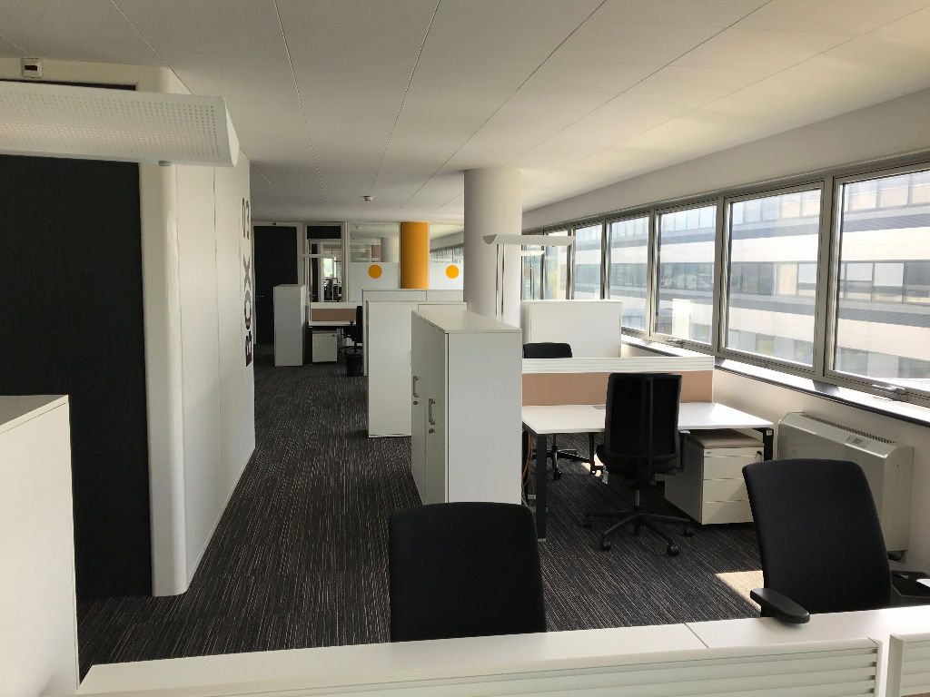 A louer Bureaux 1250 m² aéroport Brest