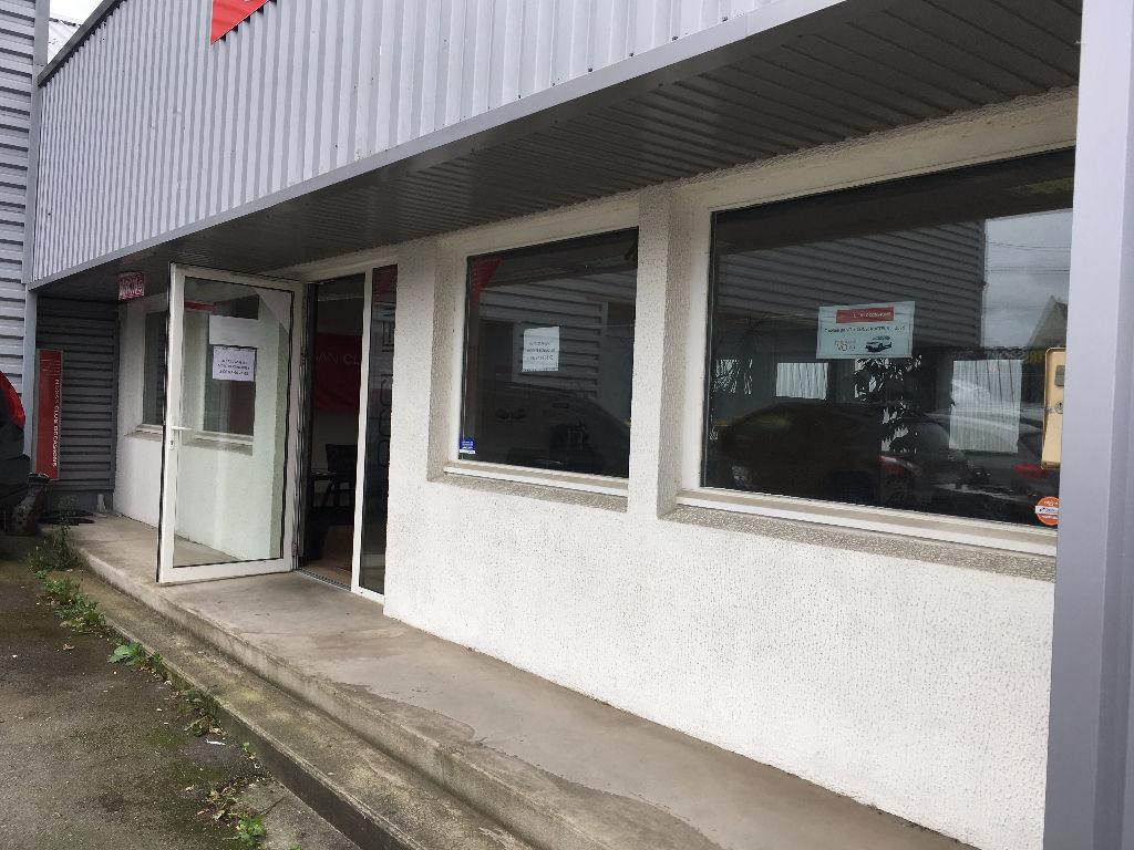 Local d'activité Brest 290 m2