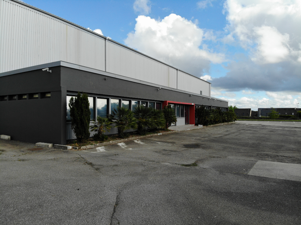 Entrepôt / local industriel Brest 2380 m2 Bd de l'Europe