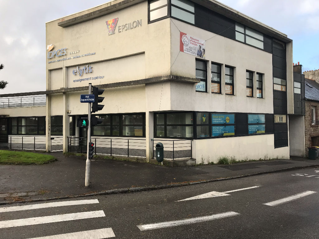 Bureaux Brest 673,35 m2