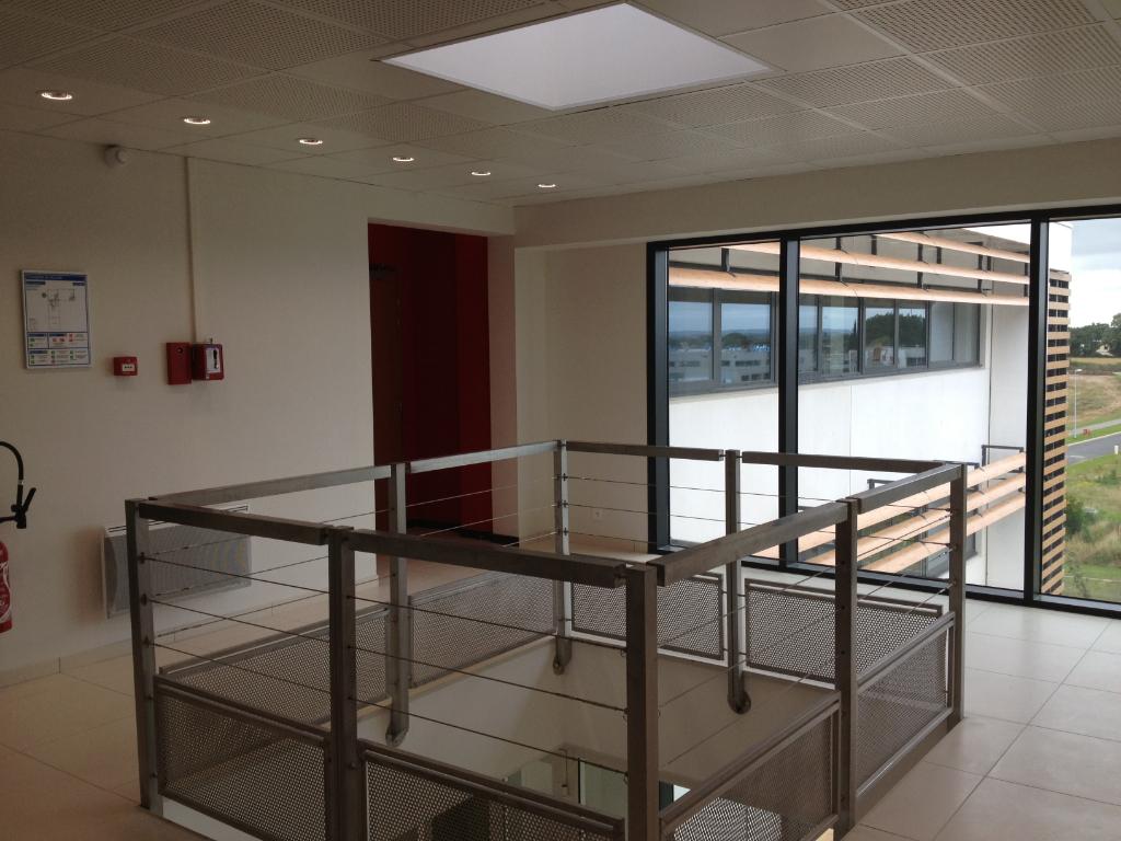 A louer - plateau de bureaux- Brest- Guipavas Aeroport  255 m2