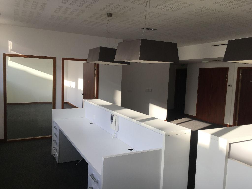 A vendre bureaux Brest centre ville 549 m2