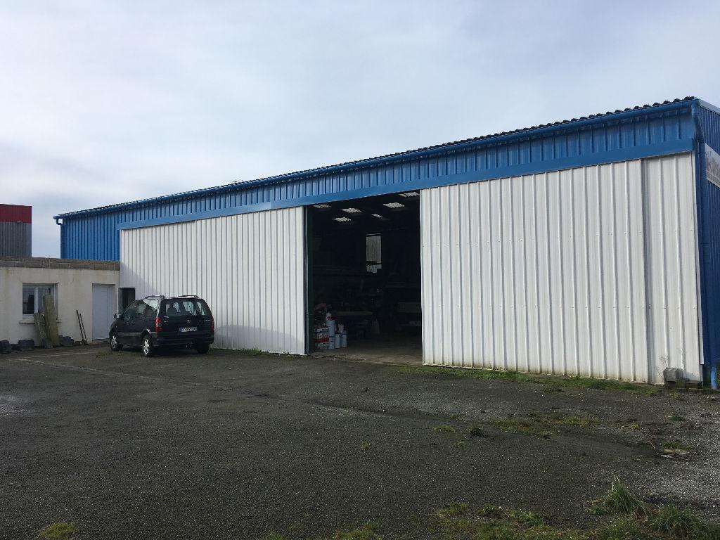 A vendre local d'activité  de 400 m²  29900 Concarneau