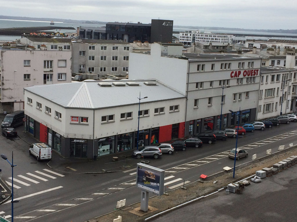 A vendre port  de commerce Brest, un plateau de 460 m² de bureaux