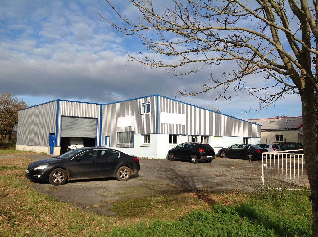 local industriel ou d'activité 1033m² Plouzané