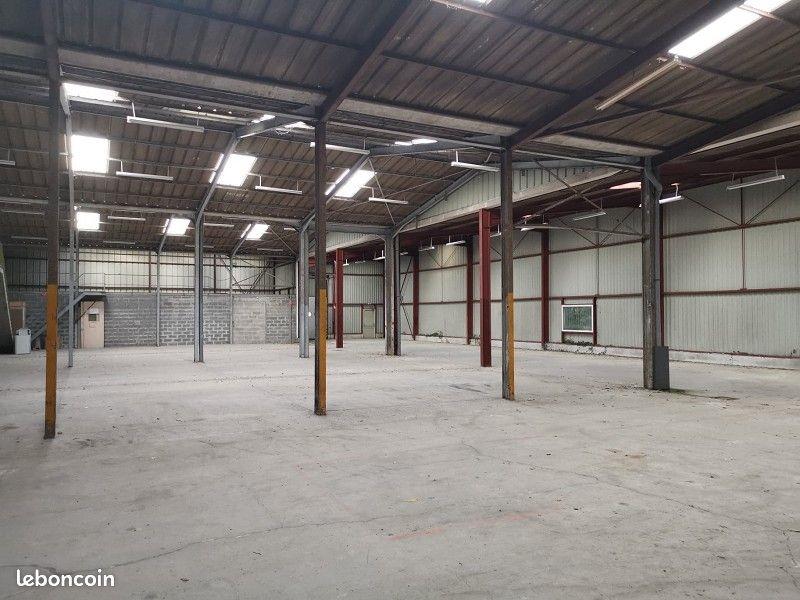 Local d'activité Gouesnou 1700 m2