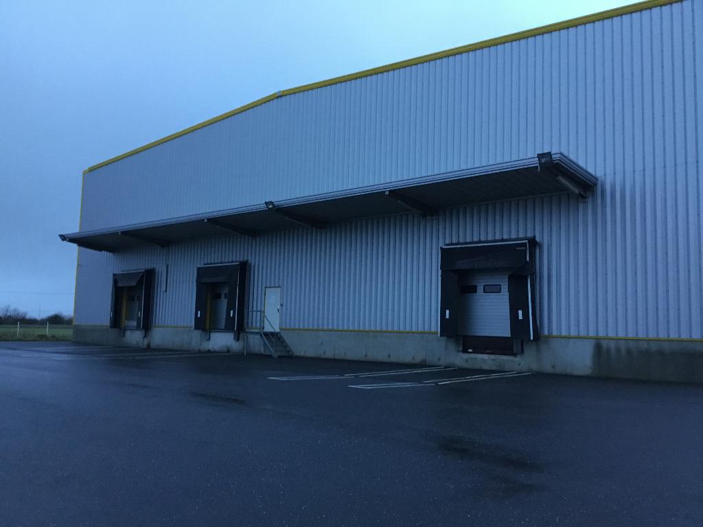 A vendre Local d'activité/ entrepot brest 3600 m²