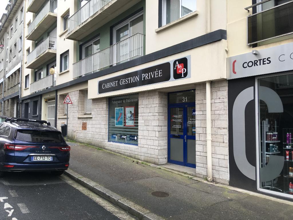 Bureaux Brest 148 m2