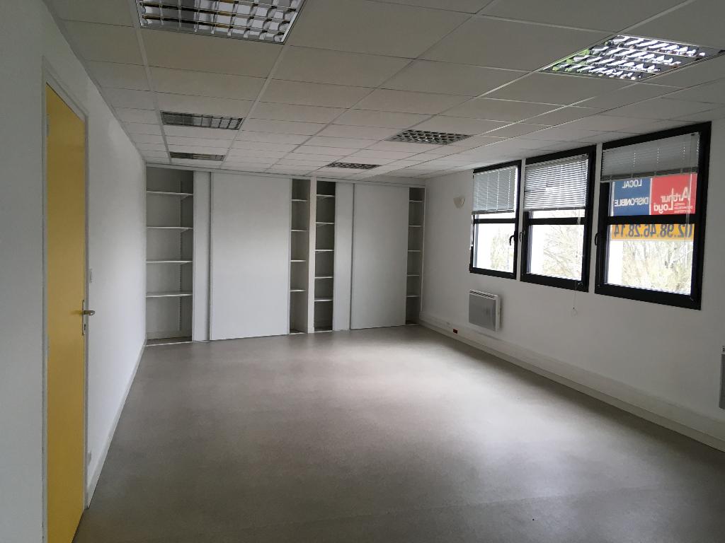 Bureaux Brest 159 m2 Place Albert 1er