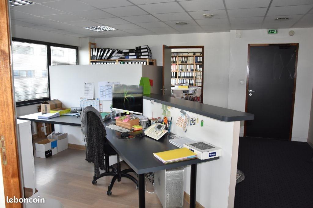 126 m²Bureaux Brest port de commerce