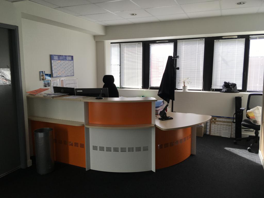 Plateau de bureaux 506 m² Les Balises Vertes