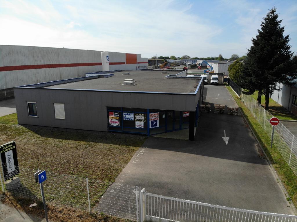 Local d'activité Gouesnou 720 m2