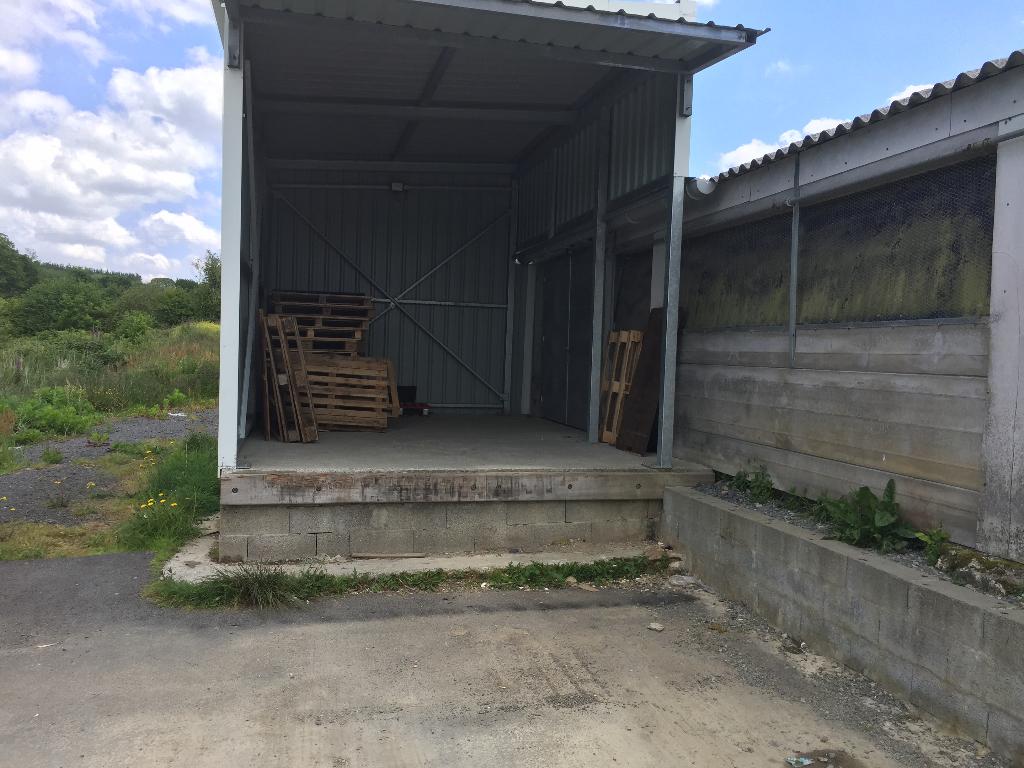 GUIPAVAS  A louer Entrepôt 1000 m2
