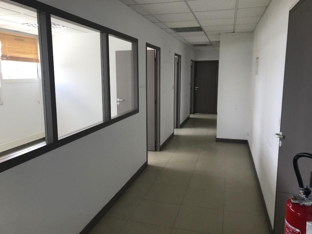 A louer BREST  168 m² de bureaux dans l'immeuble FOCH KERVEZENNEC/Bd de l'EUROPE