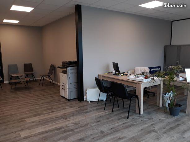 Bureaux A louer 140 m²  29850 GOUESNOU