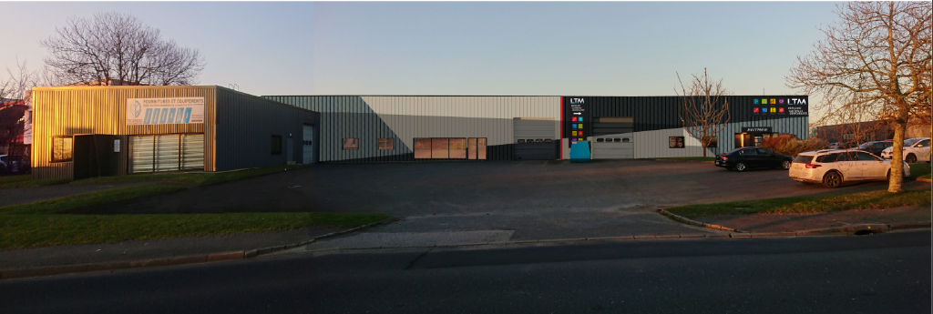 BREST KERGARADEC 680 M² Local commercial