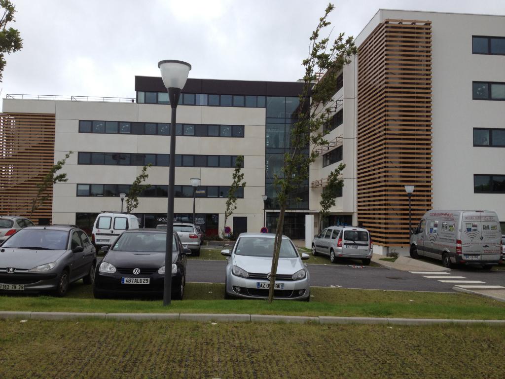 Bureaux Guipavas 105 m2  AEROPOLE A